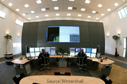 iiservice AIS project engineering offshore controlroom
